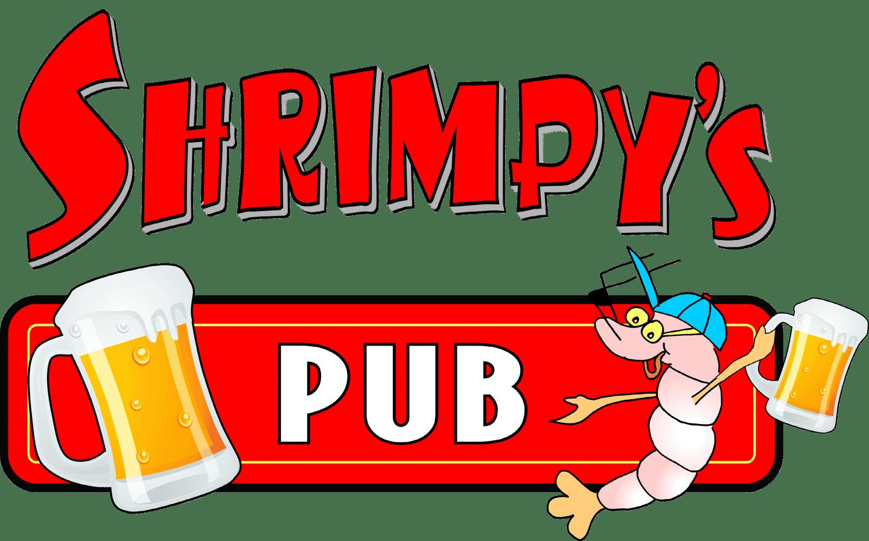Shrimpy's Pub Logo