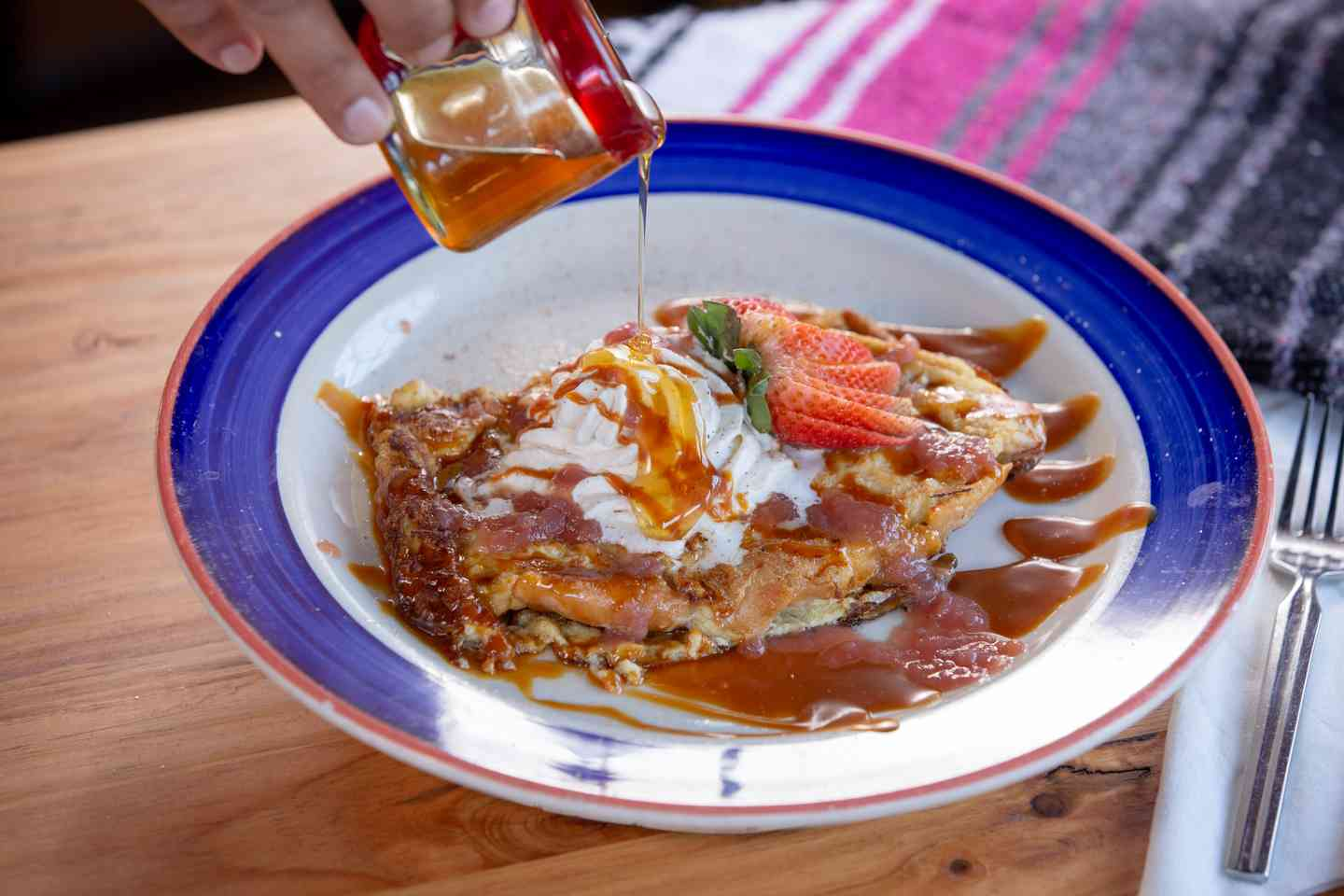 MEXICAN STYLE FRENCH TOAST