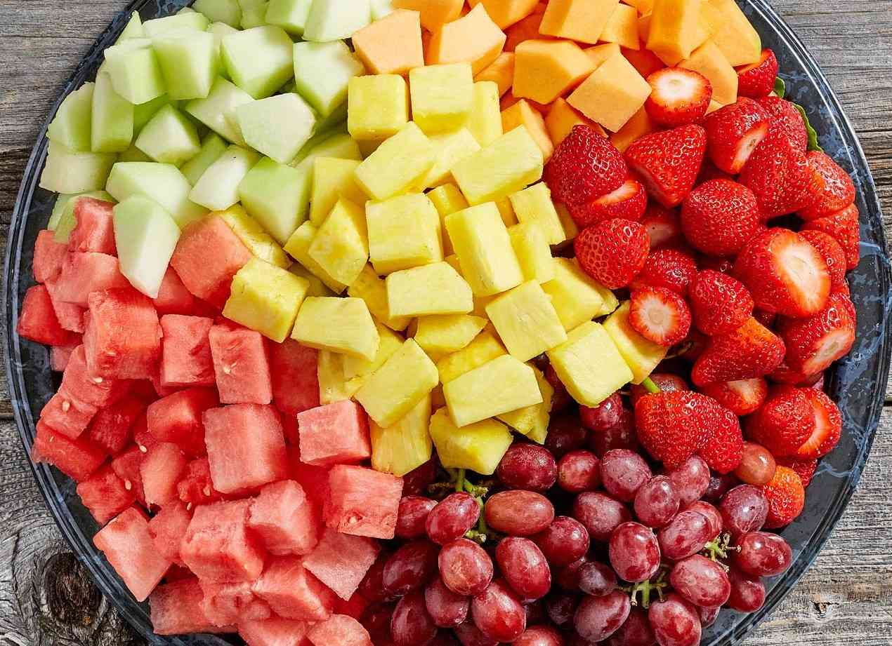 Assorted Fresh Fruit Tray