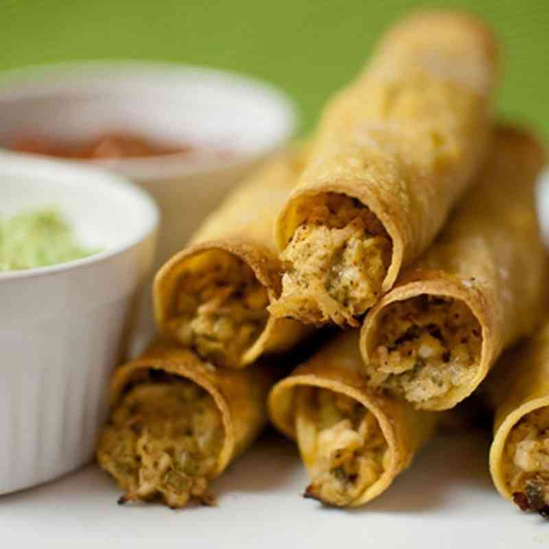 Taquitos (Chicken or Beef)