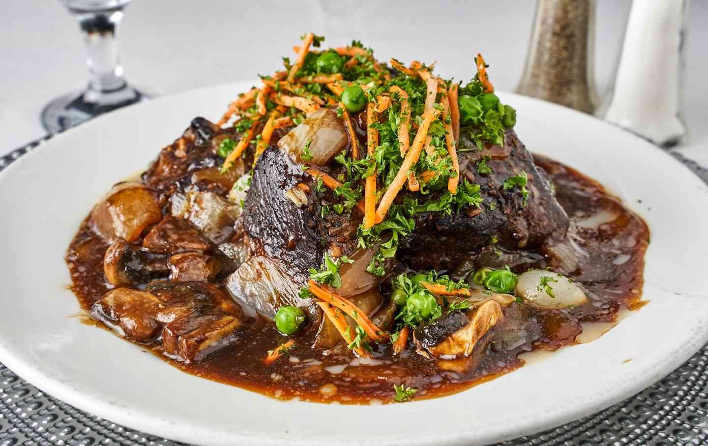 Boneless Braised Beef Short Rib