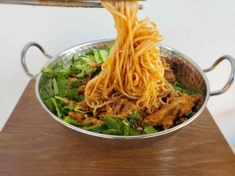 PB&C Noodle Combo