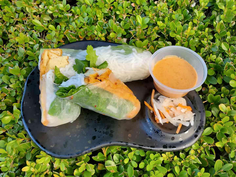 Fresh Veggie Roll