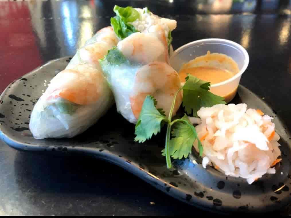 Fresh Shrimp Roll