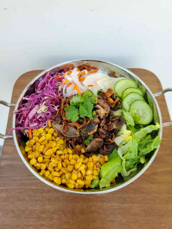 Street Salad Combo