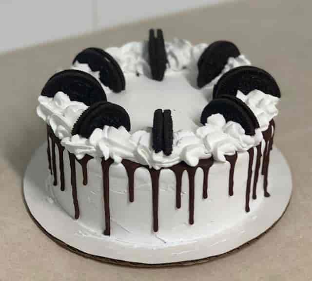 Oreo Fudge Cake