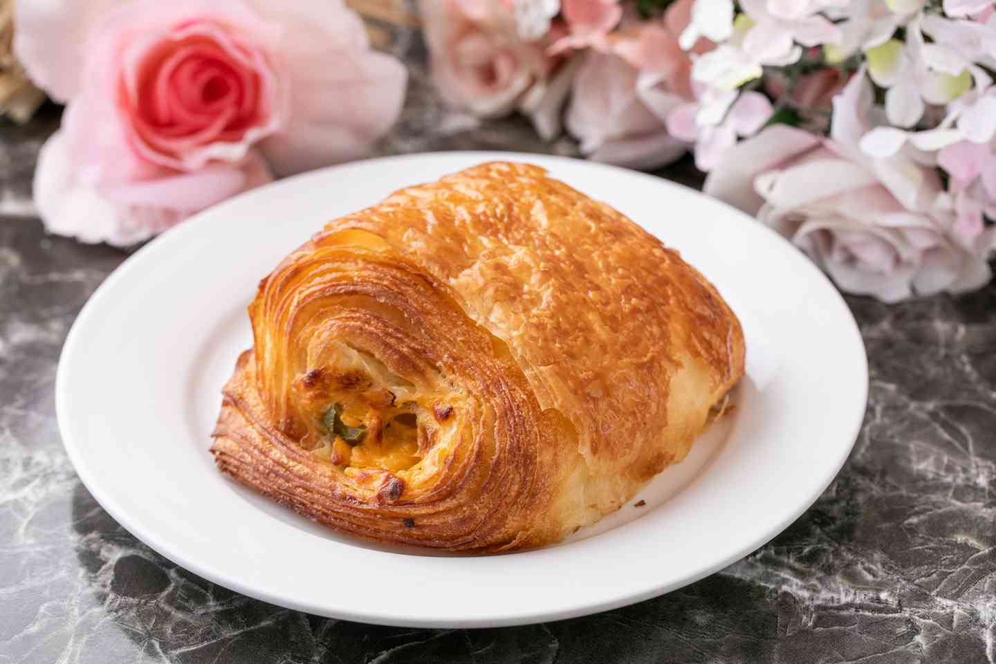 Jalapenos & Cheese Croissant