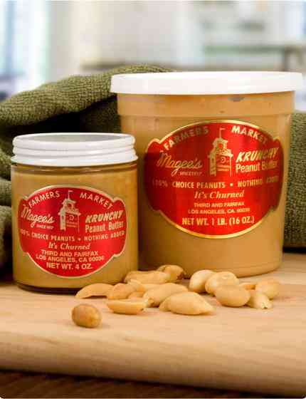 Krunchy Peanut Butter