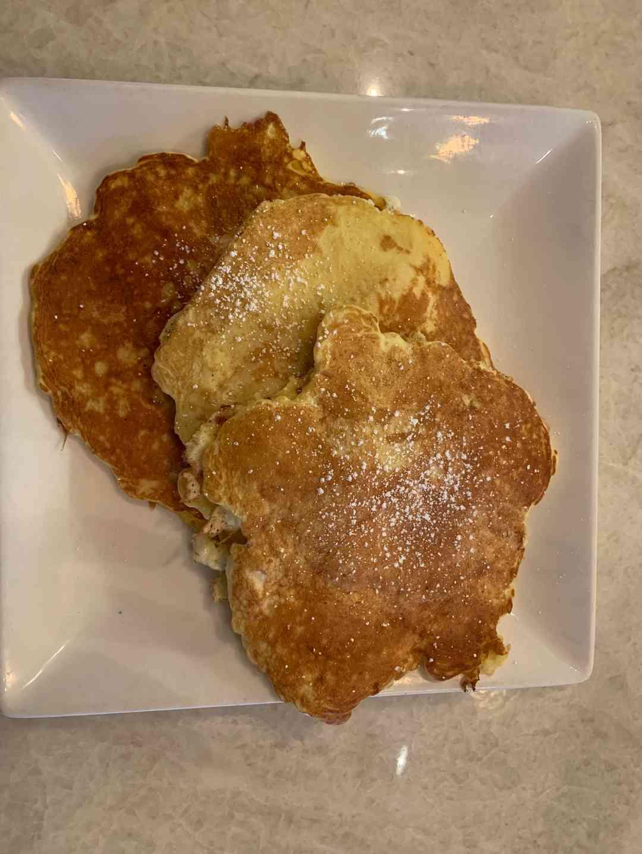 Bernini's Lemon Ricotta Pancakes