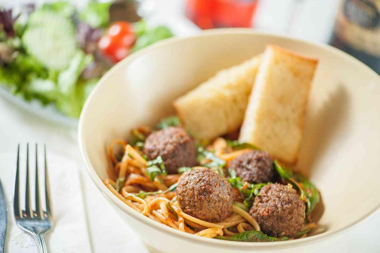 Spaghetti & Neatballs