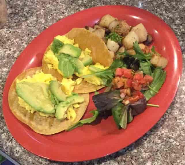*Juli's Breakfast Tacos