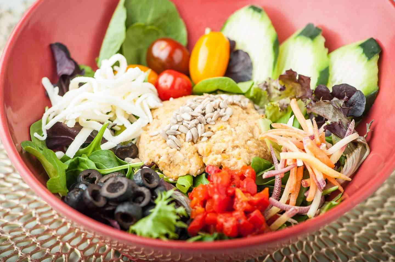 Bomb Salad