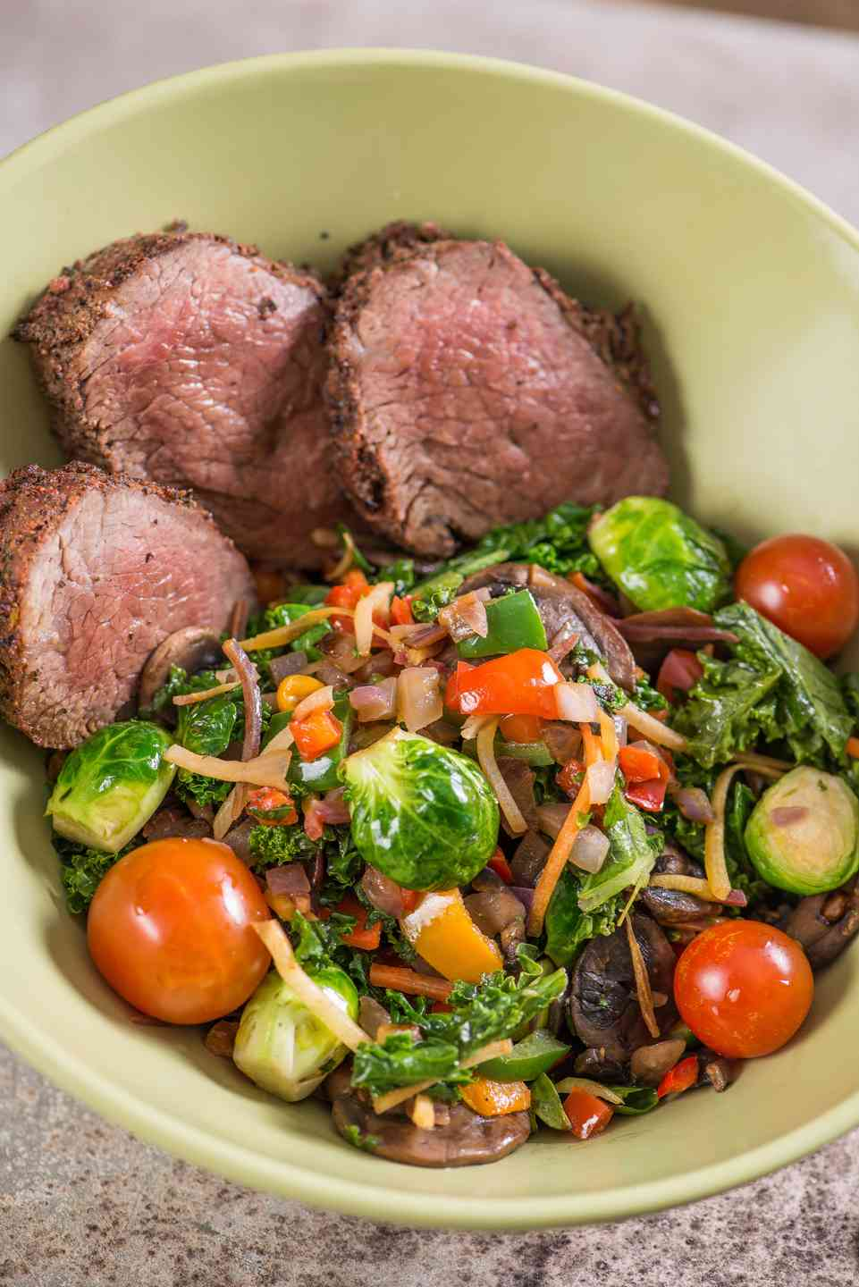 *Double Edge Paleo Bowl