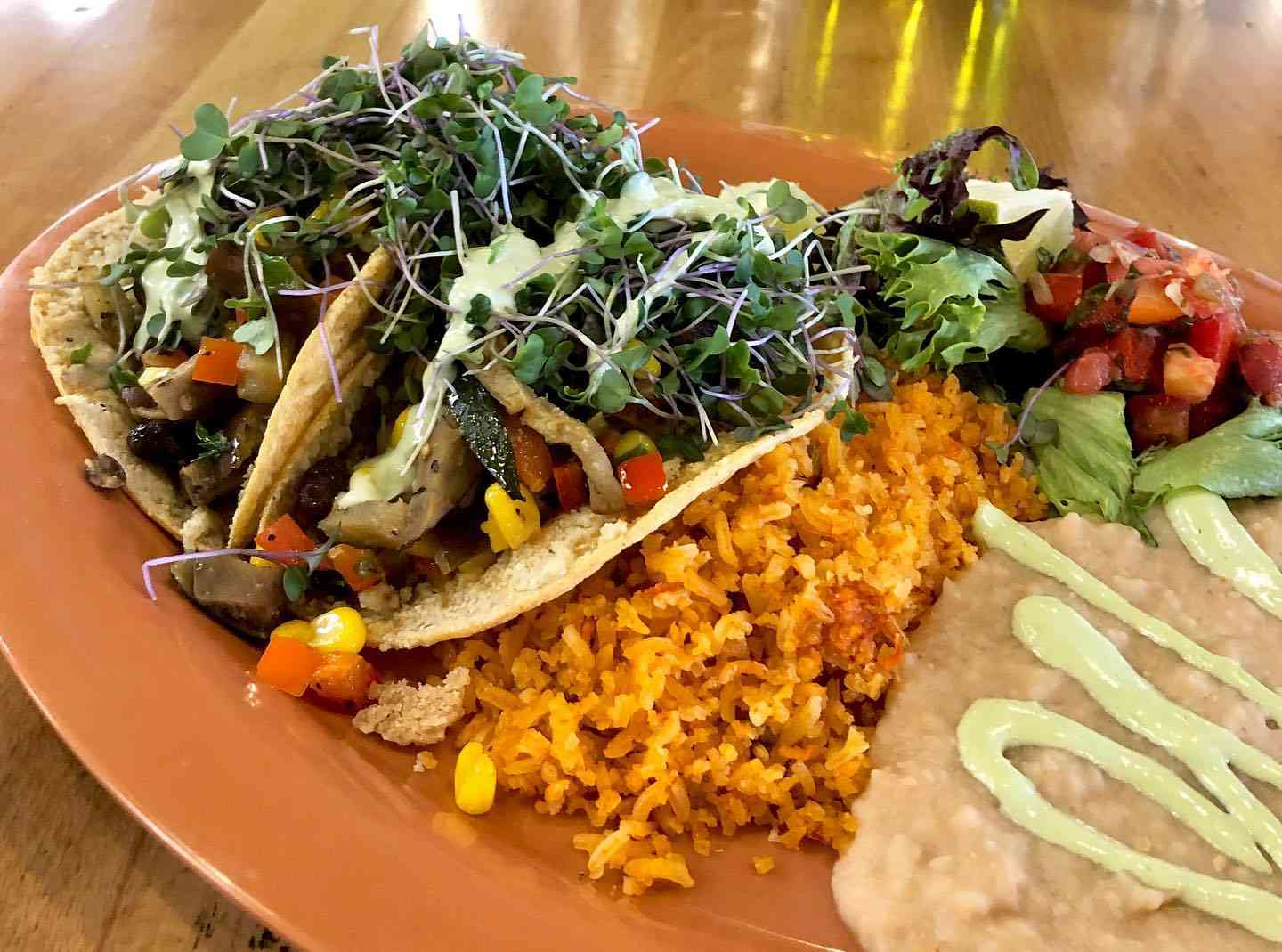 Roasted Veggie Tacos (2)