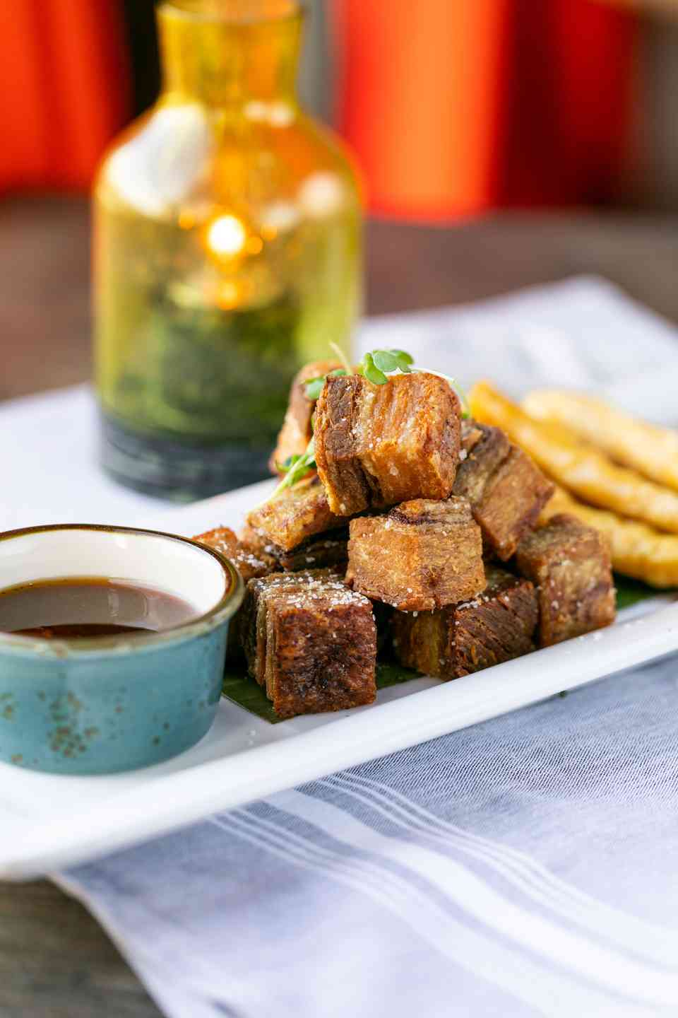 Pork Belly Bites