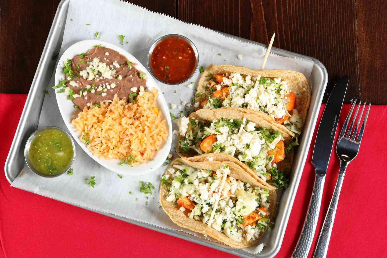 Veggie/Vegan Tacos