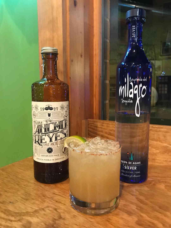 Ancho Chili Margarita To Go