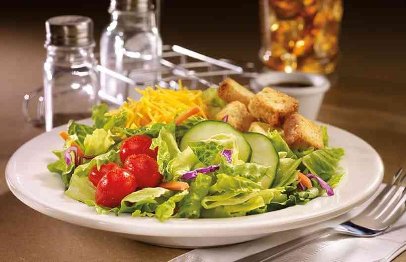 The Farmers Seasonal Garden Salad