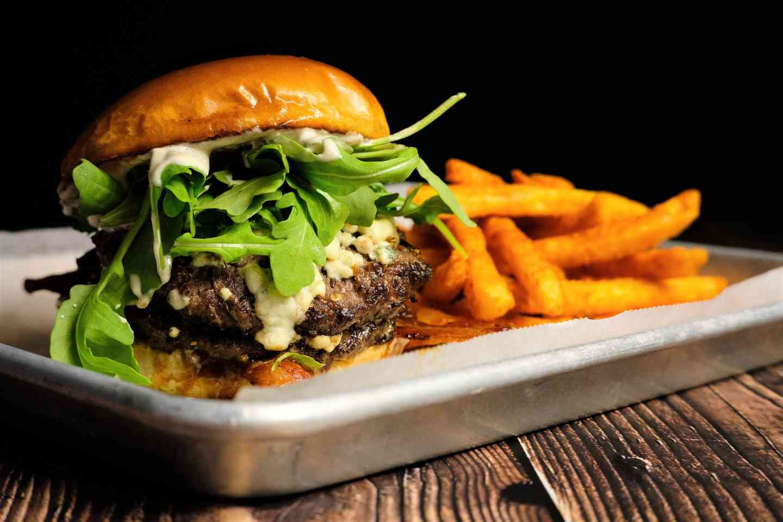 B & B Blues Burger