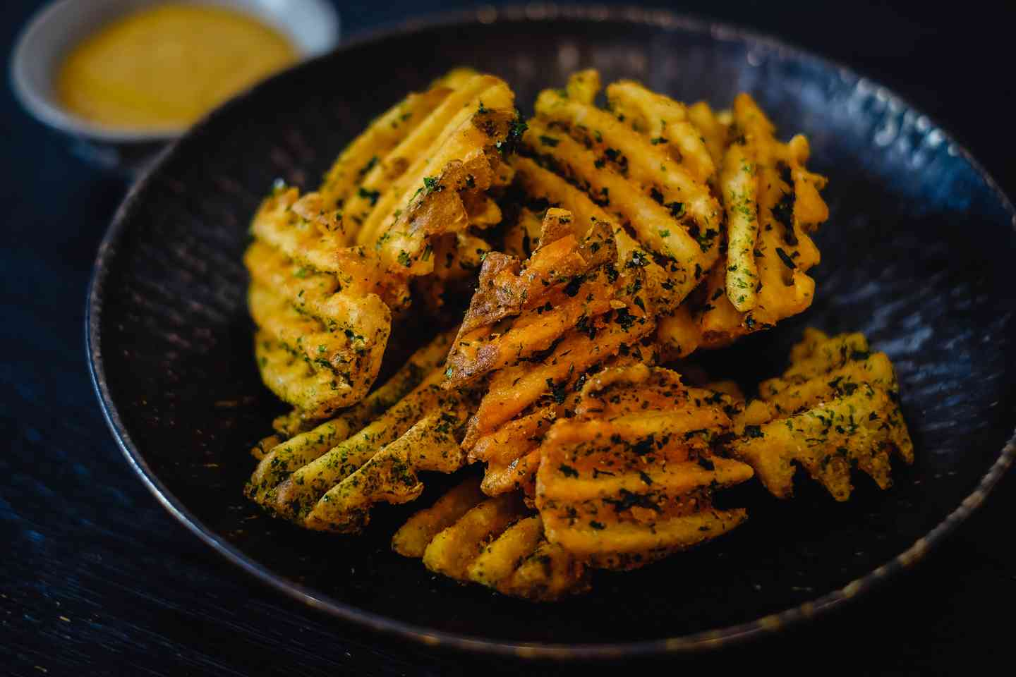 Curry Fries