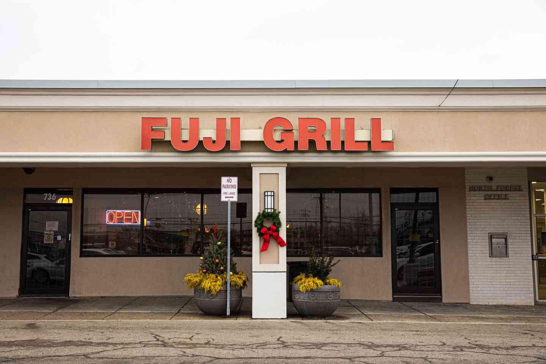 Fuji Grill at Amherst Exterior