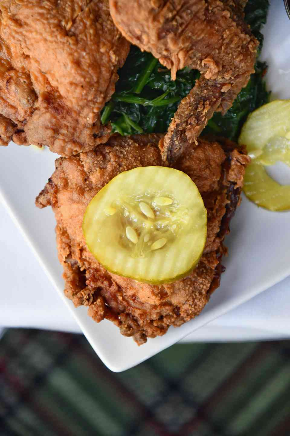 Buttermilk Fried Chicken - RW