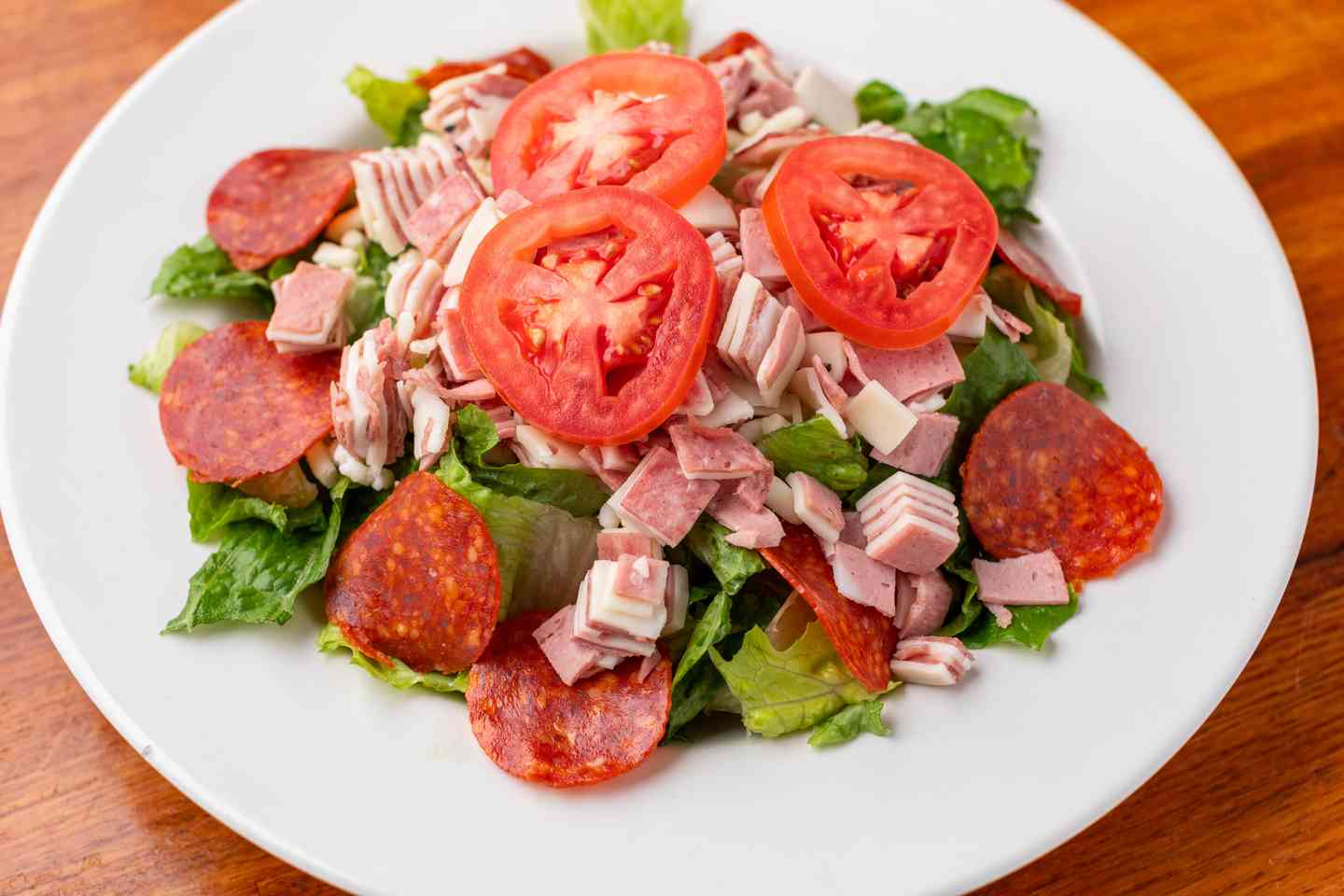 """Our """"Famous"""" Antipasto Salad"""