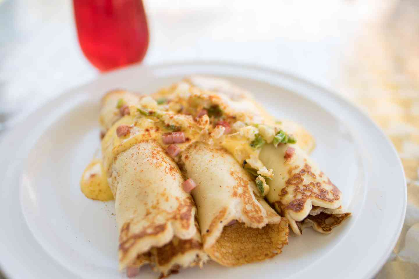 Hearty Crepes
