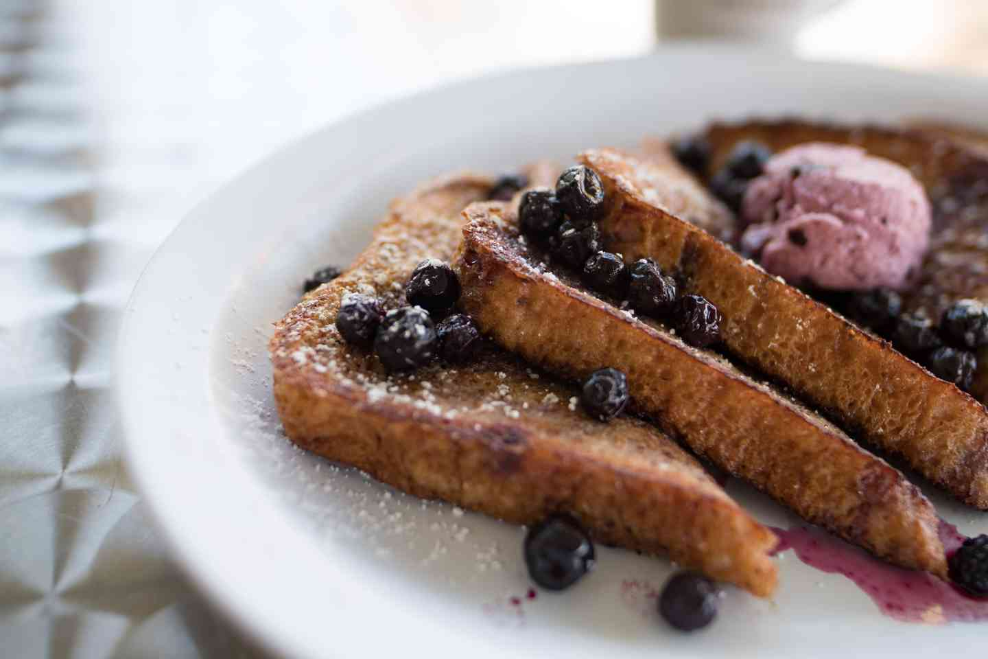 Blue Berry French Toast