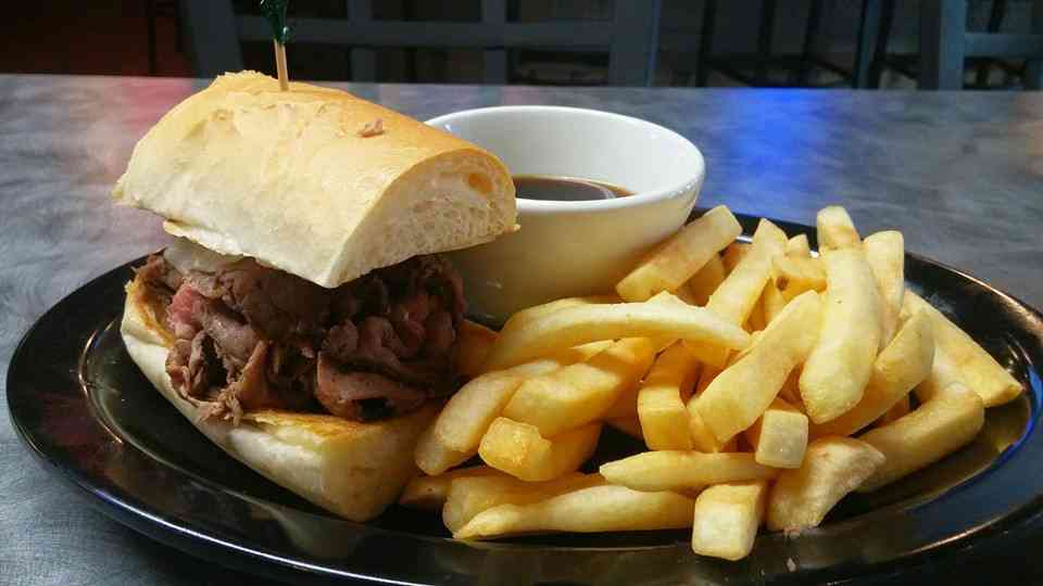 Smoked French Dip