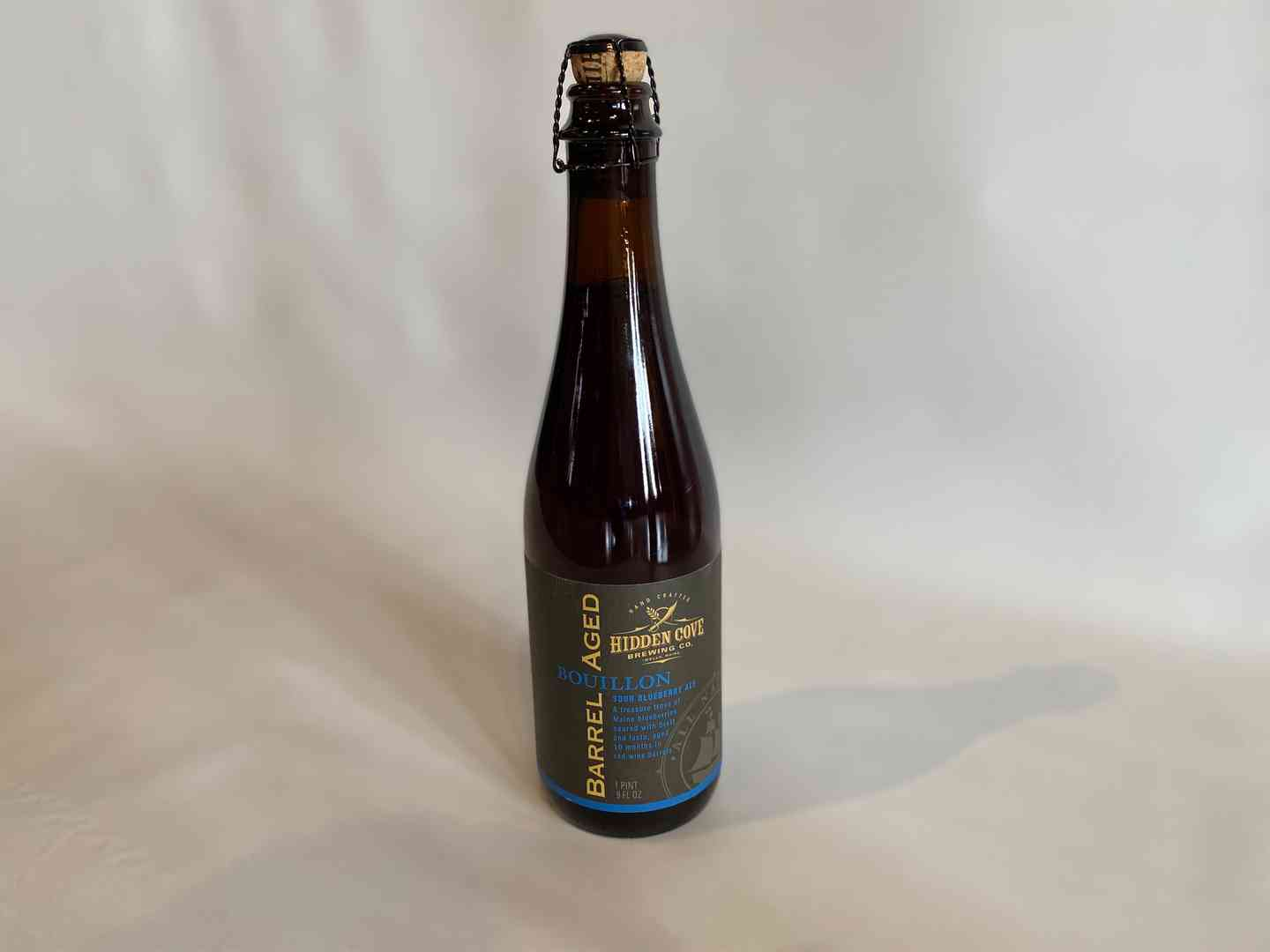 Bouillon Sour Blueberry Ale
