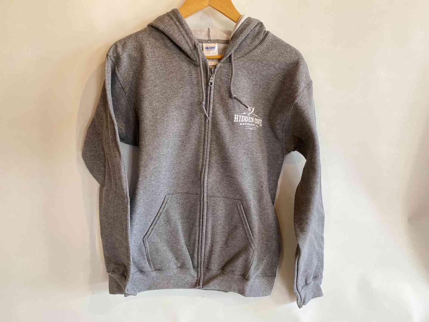 Grey Full Zip
