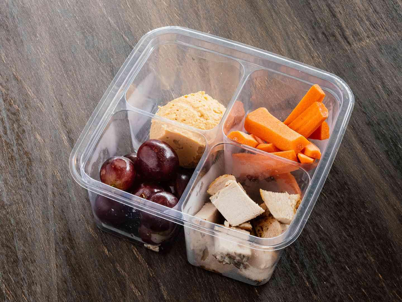 Protein Power Snack Box