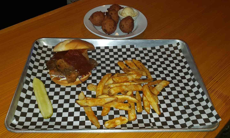 Smoked Brisket Sandwich $14.99