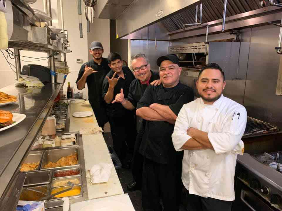 rocs firehouse kitchen team