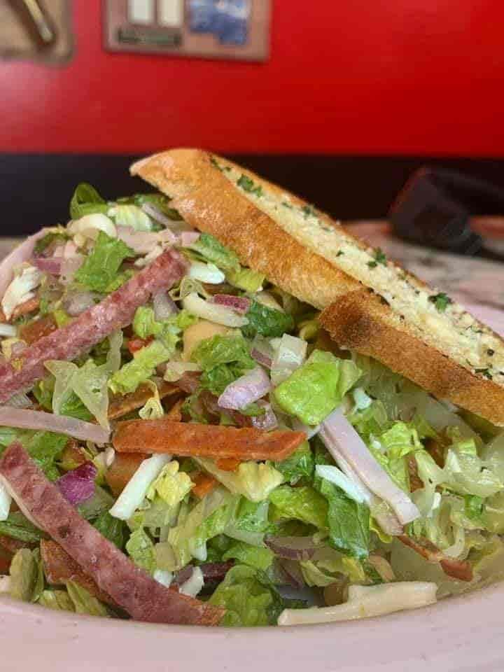 Italian Chop Chop Salad