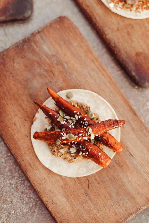 Carrot Mole