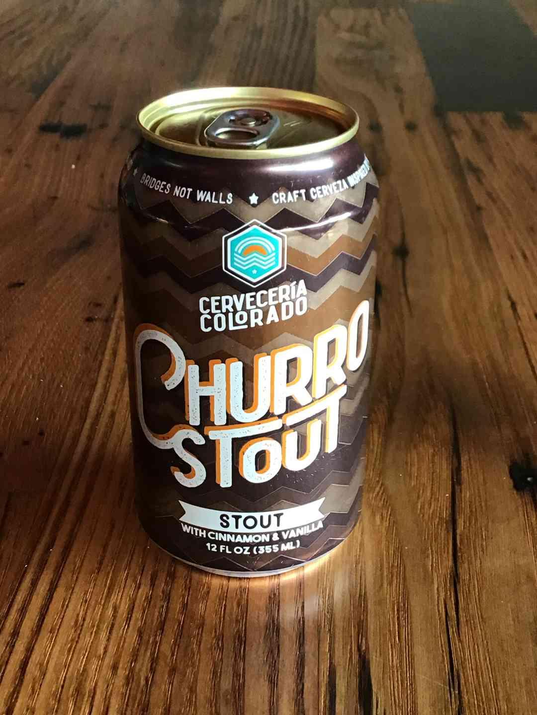 Cerverceria Colorado Churro Stout