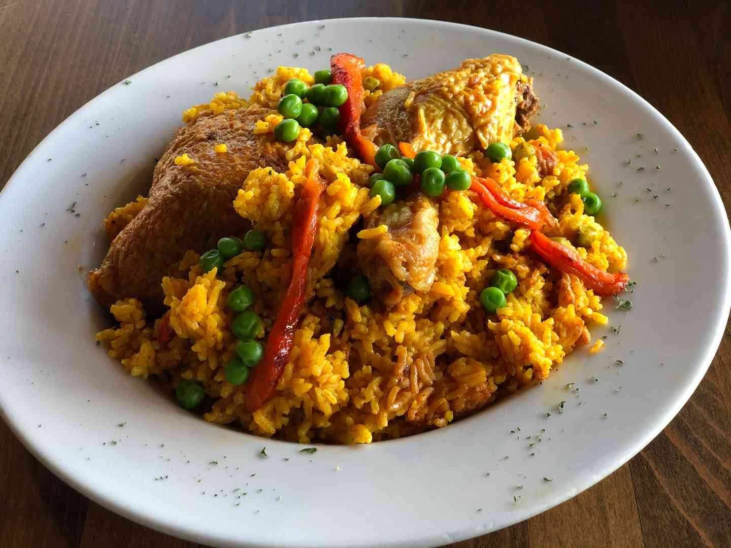 Arroz con Pollo (Chicken & Rice)