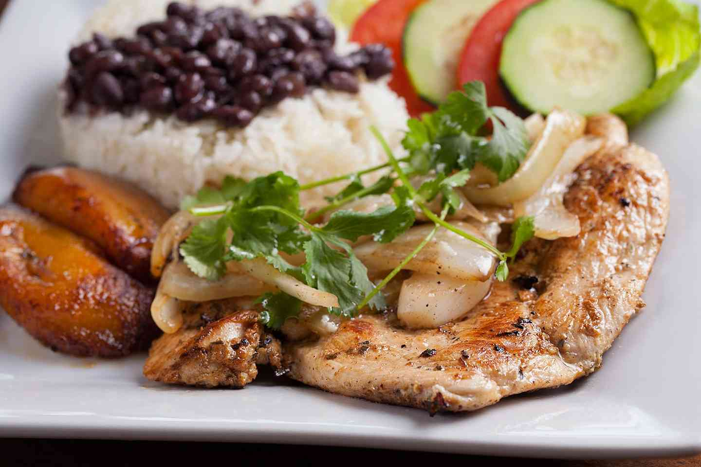 Citrus Grilled Chicken Breast
