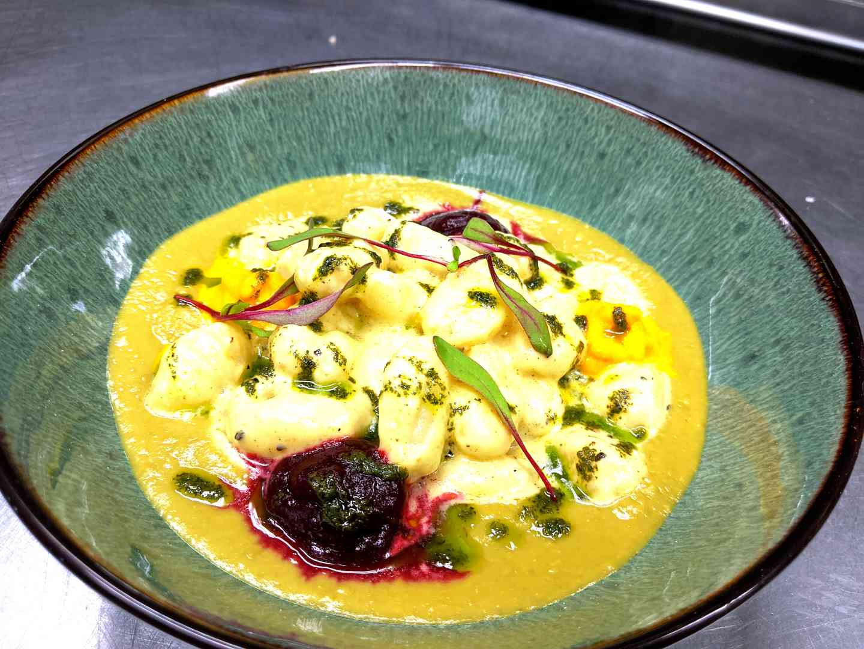 Curry Gnocchi