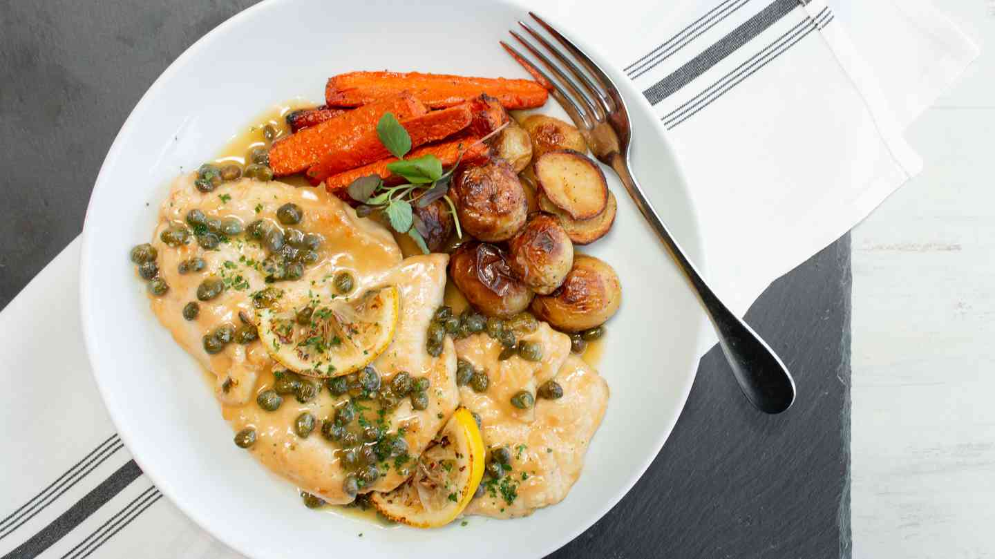 Chicken Piccata