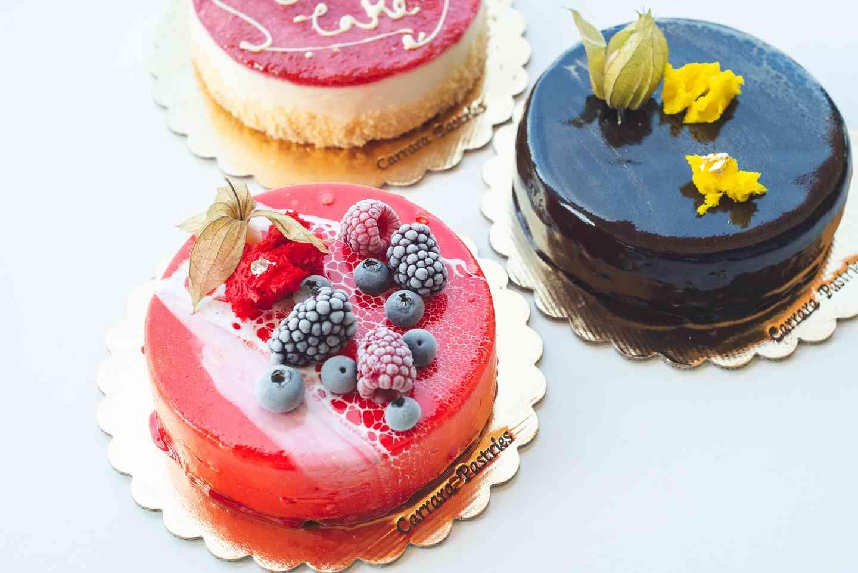 Desserts,