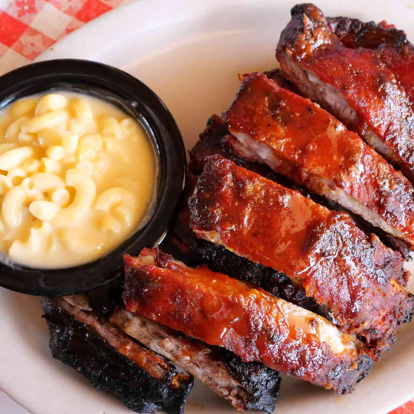 St. Louis Style Spare Ribs