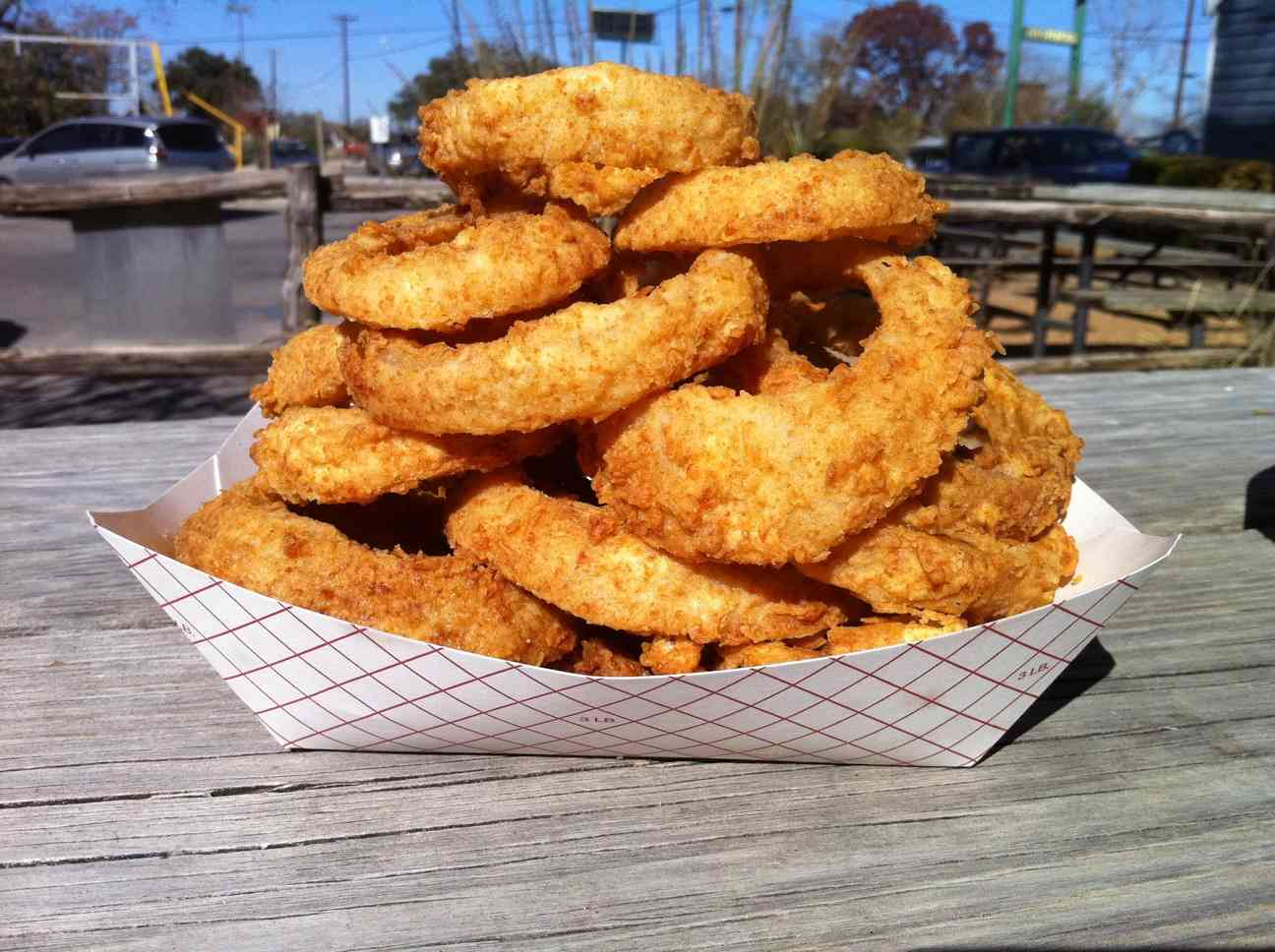 Small Onion Rings