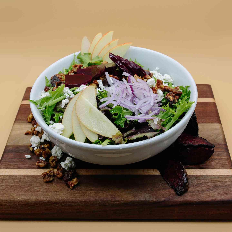 Roasted Beet and Apple - Salad