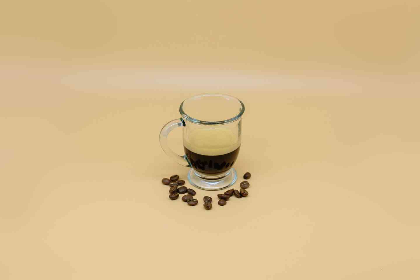 Black Coffee or Espresso Shot