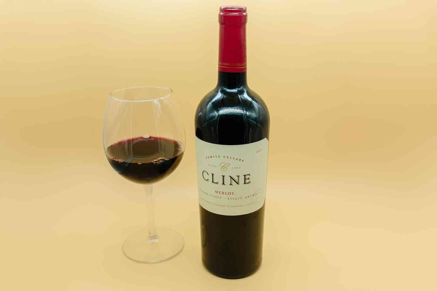 Cline Cellars Merlot Sonoma Coast