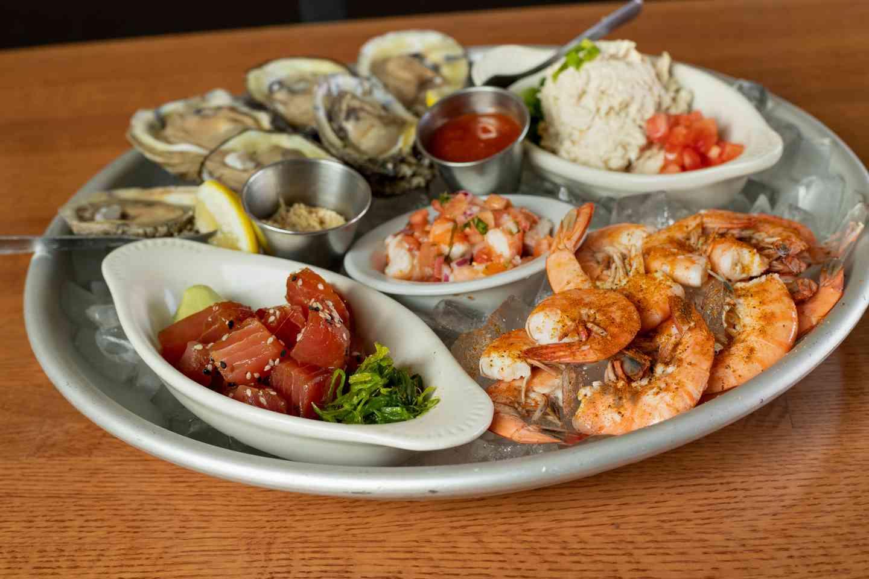 Seafood Combo*