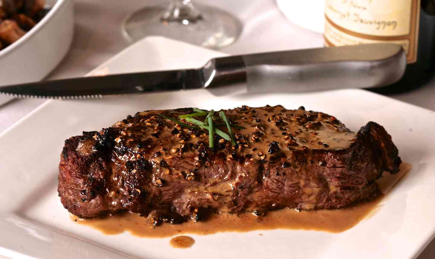 *16 oz. New York Sirloin
